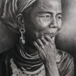 uniek portret laten tekenen