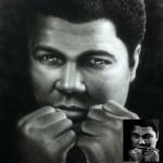Portret Muhammed Ali