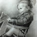 portrettekening