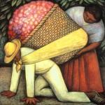 Handgemaakte schilderij reproductie