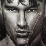 portret laten tekenen