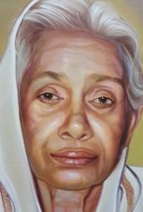 olieverf portret laten schilderen